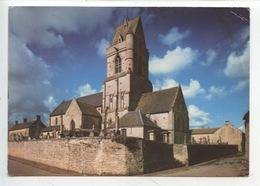 Crepon (creully) L'église (n°2 Cp Vierge) - Sonstige Gemeinden