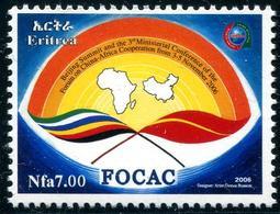 Eritrea (2006) Yv. 491  /  FOCAC - Eritrea
