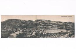 Cartolina Doppia / Postcard / Viaggiata / Sent / Borghi / Fossombrone / 1936 - Italia