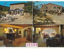 66 // SOREDE    Auberge Du Mas D En Lys,   Carte Double  CPSM - France