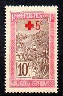 Col10    Madagascar  N° 121 Neuf X MH Cote : 1,90 Euro Cote 2015 - Nuovi