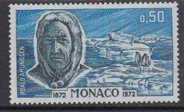 Monaco 1972 Roald Amundsen 1 V ** Mnh (41245A) - Postzegels