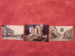 Carte Postale / Seine St Denis / Département 93 / Lot De 3 Cartes - Non Classés