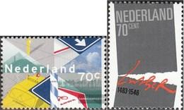 Niederlande 1227,1240 (completa Edizione) MNH 1983 Touringklub, Martin Luther - 1980-... (Beatrix)