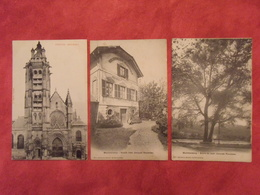 Carte Postale / Val D'oise / Département 95 / Lot De 3 Cartes - Frankreich