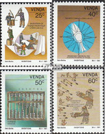 Südafrika - Venda 221-224 (kompl.Ausg.) Postfrisch 1991 Epochale Erfindungen - Venda