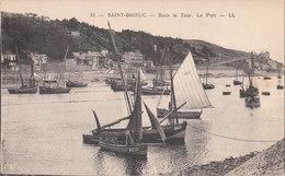 SAINT BRIEUC  ( 22 ) Sous La Tour - Le Port - Saint-Brieuc