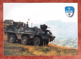 KFOR, Fuchs Auf Patrouille (59801) - Ausrüstung