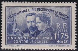 France  .    Yvert    .     402        .        *   .     Neuf Avec Charniere  .   /   .  Mint-hinged - France