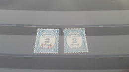 LOT 422878 TIMBRE DE FRANCE NEUF* - Taxes