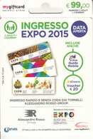 Gift Card Italy Expo 2015 - Gift Cards