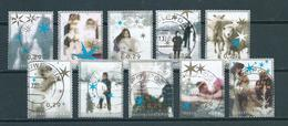 2004 Netherlands Complete Set Christmas,kerst,noël,weihnachten Used/gebruikt/oblitere - Periode 1980-... (Beatrix)