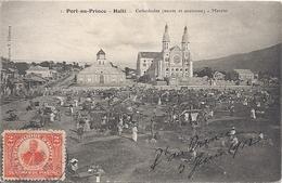 CPA PORT AU PRINCE - Haiti