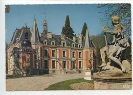 Château En Limousin : Château De Valmath Aux Environs De Jonchère (n°87/165) - France