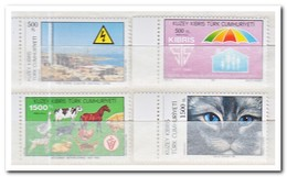 Turks Cyprus 1992, Postfris MNH, Anniversaries And Events - Nuovi