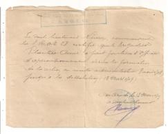 1919  163 EME REGIMENT D'ARTILLERIE / SROT 68 ( SERVICE DE RENSEIGNEMENT PAR OBSERVATION TERRESTRE )   B523 - Documents Historiques