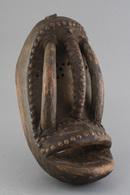 Masque De Guerrier De Guéré De Côte D'Ivoire / Guere Warrior Mask Ivory Coast / Guere Kriegermaske Elfenbeinküste - Art Africain