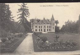 °°°  45 Jouy Le Potier   : Chateau De Vignelles    ///   REF NOV. 18 BO. 45 - France