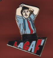 54717-Pin's.Lagaf.télévision.medias.. - Celebrities
