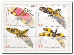 Cyprus 1997, Postfris MNH, Insects - Nuovi