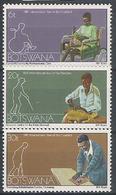 Botswana N° 422/24 YVERT NEUF ** - Botswana (1966-...)