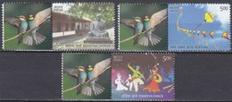 India - My Stamp New Issue 07-01-2015 (Yvert 2616-2618) - India