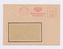 DDR AFS - BRANDENBURG (HAVEL), APA Puddingpulver, Backpulver Auf Firmenbrief 1959 - DDR
