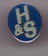 Pin's  Shampooing  H & S Réf  438 - Merken