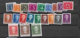 1950 MNH  Nederlands Nieuw Guinea, Postfris** - Nuova Guinea Olandese