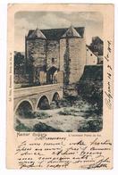 CPA Colorisée Dos Non Divisé : NAMUR Disparu - L'ancienne Porte De Fer - Namur