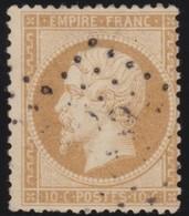 France  .      Yvert   .     21         .                 .         O    .     Oblitéré - 1862 Napoléon III