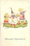 Kinderkaart Van Inge Schott (lllustratrice) - Kindertekeningen