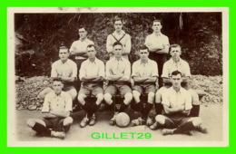 À IDENTIFIER - ÉQUIPE DE FOOTBALL ( SOCCER ) - Grande Bretagne - - Football
