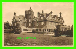 HINDHEAD, UK - MCORLANDS HOTEL - F. FRITH & CO LTD - - Surrey