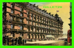 LONDON, UK - THE GROSVENOR HOTEL, VICTORIA - ANIMATED - - London Suburbs