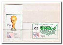 Turks Cyprus 1994, Postfris MNH, Football Worldcup USA - Cyprus (Turkije)