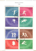Polonia PO 1960 Vittorie Olimpiche   Scott.917a+921a +See Scan On Scott.Page; - 1944-.... República