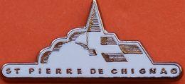 HH..30........ECUSSON.....SAINT  PIERRE DE  CHIGNAC.........département De La Dordogne, En Région Nouvelle-Aquitaine. - Städte