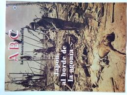 Fascículo Japón Al Borde De La Agonía. ABC La II Guerra Mundial. Nº 90. 1989. Editorial Prensa Española. Madrid. España. - Espagnol