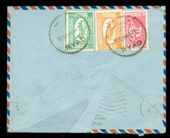 Saoedi-Arabië * Saudi Arabia * LETTRE From 1959 By Air Mail  RYAD To DEN HAAG NETHERLANDS   (11.454j) - Saoedi-Arabië