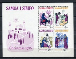 Samoa I Sisifo 1976. Yvert Block 12 ** MNH. - Samoa