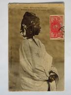 Carte Postale : MALI : Femme SONRHAI De La Classe élevée, Timbre - Mali