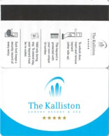 Hotel Room Key Cards, Room Keys, SChlüsselkarte, Clef De Hotel--The Kalliston  Chrissi Akti-176 - Hotel Keycards