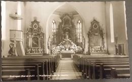 Ak Deutschland - Endingen ( Kaiserstuhl ) - Wallfahrtskirche St. Martin - Innenansicht - Endingen