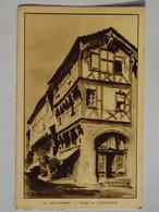 Carte Postale : 63 CLERMONT FERRAND : Dessin De La MAISON De L'APOTHICAIRE - Clermont Ferrand
