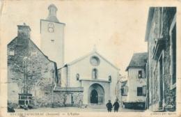 SAINT CHELY D'AUBRAC L'EGLISE - Altri Comuni
