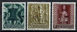 Liechtenstein 1959 // Mi. 386/388 ** - Nuevos