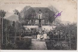 57 - LESSY - ERMITAGE - RESTAURANT ED. QUILLOUE - France