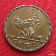 Ireland 1 Penny 1950 KM# 11  Irlanda Irlande Ierland Eire - Ireland