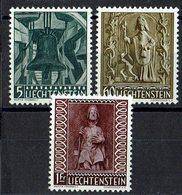 Liechtenstein 1959 // Mi. 386/388 ** - Liechtenstein